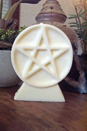 Statue Candles-Star