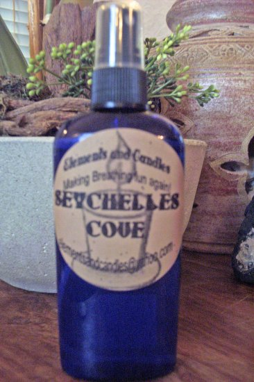 Linen & Body Spray-Seychelles Cove