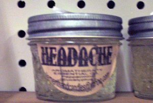 Smelly Jelly-Headache Relief