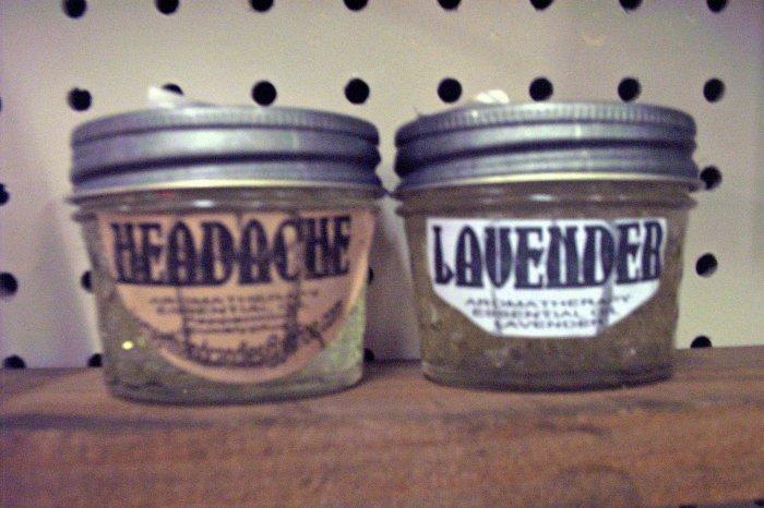 Smelly Jelly-Lavender & Spearmint (Set of 2)