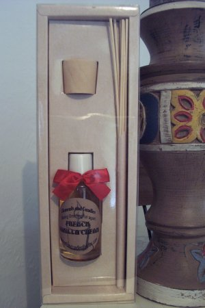 Reed Diffuser Sticks-French Vanilla Cream