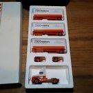 Winross Triple Tractor Trailer TNT Reddaway Truck Line 1:64