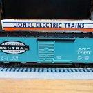 Lionel New York Central Boxcar O Scale