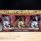 Mutant Chronicles Collectible Miniatures Game The Dark Wager