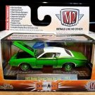 M2 Machines 1971 Dodge Charger Super Bee 440 Detroit Muscle 1:64 Diecast R27