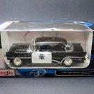 1955 Buick Century California Highway Patrol 1:26 Diecast Maisto
