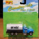 Ford Dairy Transport Truck Countryside Farm & Field Working Trucks