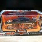 2006 Ford Mustang GT Harley Davidson Custom Maisto 1:24