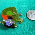 Hard Rock Cafe Orlando Alligator Playing Guitar Pin