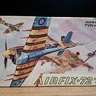 Airfix-72 Hawker Typhoon Airplane Model Kit 1:72