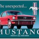 Ford Mustang The Unexpected Refrigerator Ice Box Magnet