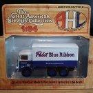 AHL American Highway Legends Mack Model CJ Pabst Blue Ribbon Beer Truck 1:64