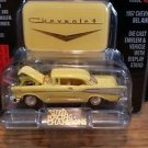 1957 Chevy Bel Air Racing Champions Mint Edition Yellow Diecast