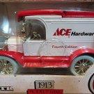 1913 Ford Model T Bank Diecast Ace Hardware Ertl