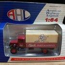 AHL American Highway Legends Mack Model BM Box Truck 1:64