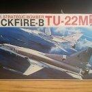 Minicraft USSR Strategic Bomber Backfire-B TU-22M Airplane Model Kit 1:144