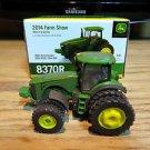 Muddy John Deere 8370R Tractor 1:64 Diecast Ertl