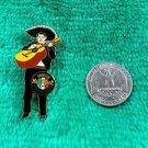 Hard Rock Cafe Denver Cinco de Mayo Mariachi with Guitar Pin