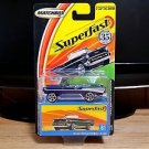 Matchbox Superfast 1957 Chevrolet Bel Air #61 Limited Edition