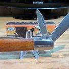 Rite Edge 2 Blade Barlow with Hardwood Handle Pocket Knife