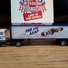 Winross Truck and Trailer Pabst Blue Ribbon Beer Series 1:64