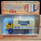 AHL American Highway Legends GMC T-70 Olympia Beer Truck 1:64