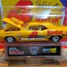1969 Chevrolet Camaro Racing Champions Stock Rods Bobby Hamilton #4 Kodak Gold