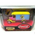 Matchbox 1926 Ford Model TT Easter Coca Cola