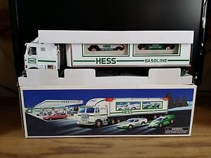 Hess Toy Truck and Racers 1997