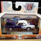 M2 Machines 1971 Plymouth Cuda 383 Detroit Muscle 1:64 Diecast R27