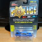 1957 Chevy Washington State Patrol Police Car 1:61 Scale Diecast
