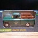 1955 Chevrolet Cameo Pickup Truck Bank John Deere Ertl 1:25