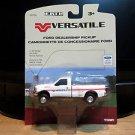Ertl Ford F350 Super Duty Dealership Pickup Versatile 1:64 Diecast