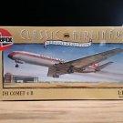 Airfix DH Comet 4B Dan Air London Airplane Model Kit 1:144