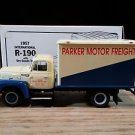 1957 International R-190 Dry Goods Van Parker 1:34 Diecast First Gear