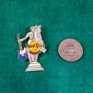 Hard Rock Cafe Boston Statue of Paul Revere on Horse Holding Guitar Pin