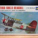 Hasegawa Curtiss Soc-3 Seagull Bi-Plane Model Kit 1:72