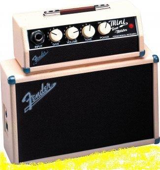 Fender Mini Tone-Master Guitar Amplifier