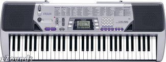 Casio CTK496 61-Key MIDI Keyboard