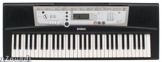 Yamaha PSRE203 61-Key General MIDI Keyboard
