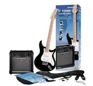Behringer V-Tone II Guitar and Amplifier Package