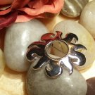 Silver Sun Pin-25185