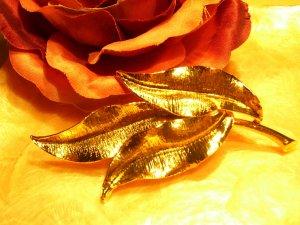 Gold Leaf Pin-25281