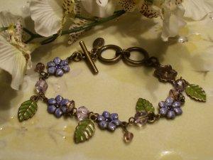 Grape Vine Bracelet-25385