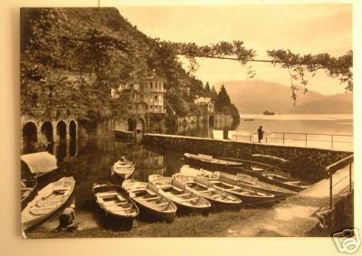 C14 Vintage Postcard Torino 1942 Bromostampa Italy