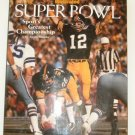 b048 History of SUPER BOWL Football NFL 1998
