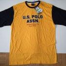 L200 New Mens T-shirt US POLO ASSN. Size XL MSRP $26.00