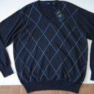 K290 New Mens sweater IZOD Size XL MSRP $65.00