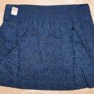 N068 New Women's skirt HOLLISTER Size L MSRP $49.50