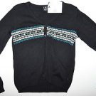 M505 New Womens sweater LEVI'S Size M Made in USA
